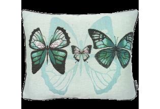 Spilvens Butterflies blue backgrnd40*50