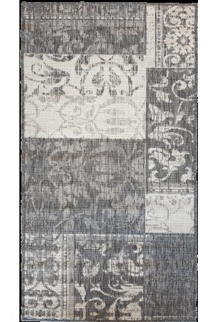 Paklājs Brussels W eave 80*150 silver
