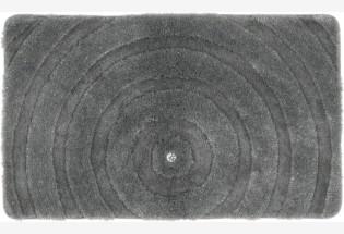 Vannas istabas paklājs Allure 0.65*1.10 grey
