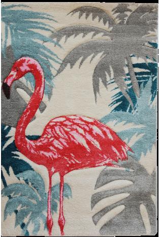 Paklājs Broadway 1.20*1.70 flamingo