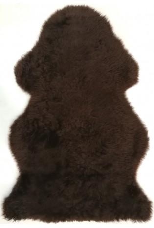 Kažokāda Lambskin Single Chocolate L80