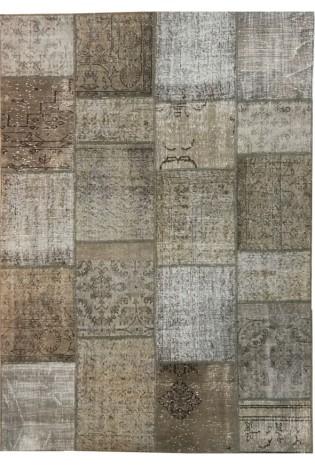 Paklājs Patchwork 173*2.40 grey