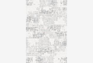Ковер Pera 0.80*1.50 White/ grey poly