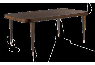 Pusdienu galds 102x183(284)x76(h)