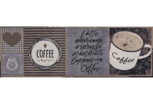 Paklājs Cook&Wash love coffe 0.50*1.50