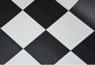 PVC segums Essentials-120 Schachbrett 3m