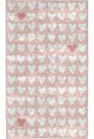 Paklājs Pink love-417 1.20*1.70