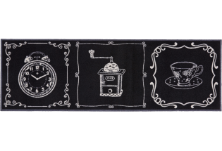 Paklājs Cook&Wash Classic coffee times 0.50*1.5