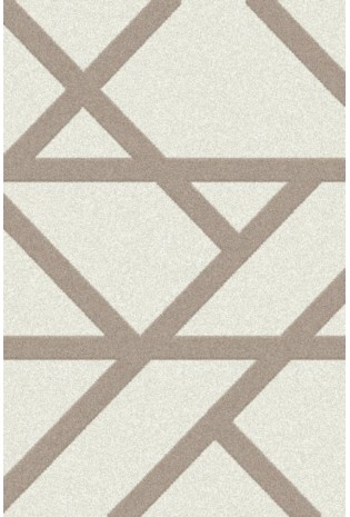 Paklājs Shadow 1.35*1.90 cream/brown