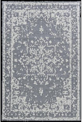 Paklājs Velvet 0.80*1.50 wool/dark grey