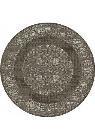 Paklājs Prestige 1.60*1.60 m.grey/l.grey