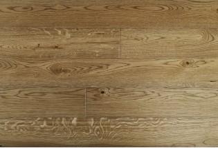 Ozola parkets, Klasika, balināts 3,8mm 11*120*1200mm
