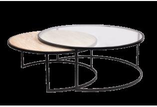 Kafijas galdiņš apaļš