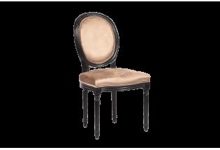 Krēsls melns