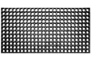Paklājiņš Domino 0.40x0.60 16mm