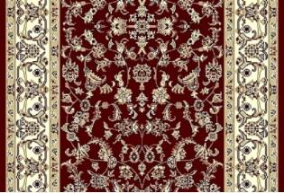 Grīdceliņš Klasik 4174-62 Red 1.0m