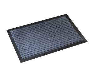 Paklājiņš Lyon-4 0.40x0.60 pelēks.