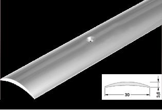 Pārejas profils alumīnija 30mm 270cm