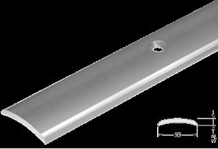 Pārejas profils alumīnija 20mm 270cm