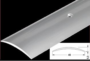 Pārejas profils alumīnija 40mm 270cm
