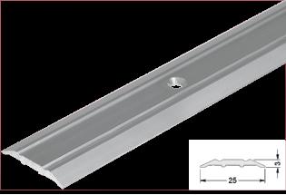 Pārejas profils alumīnija 25mm 270cm