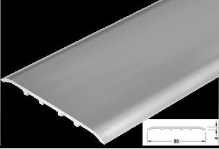 Pārejas profils alumīnija 80mm 300cm