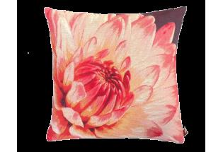 Spilvens Zoom pink dahlia 50x50
