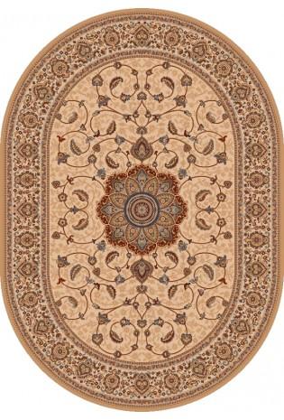 Paklājs Kashmir 1.6x2.3 ivory oval